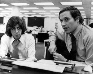 Bernstein e Woodward: modelo de apuração