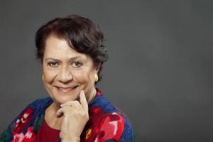 A escritora carioca Ana Maria Machado. Foto: Bruno Veiga