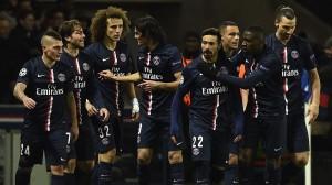 O esquadrão parisiense atual, além de Ibra, tem Cavani, Pastore, Di Maria, Matuidi, Verratti, Thiago Silva, David Luiz...