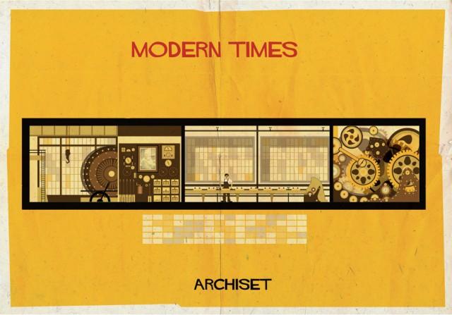 """""""Os Tempos Modernos"""""""
