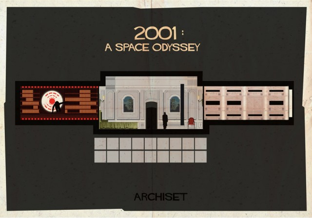"""""""2001 - Uma Odisseia no Espaço"""""""
