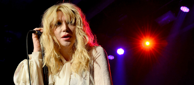 Courtney Love em show em 2013 - Getty Images