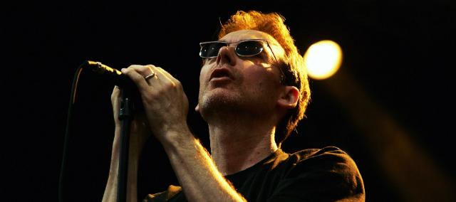 Jim Reid em show do J&MC - Getty Images