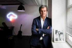 Hans-Holger Albrecht, CEO da Deezer