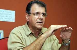O candidato a governador do Distrito Federal Toninho do PSOL. (Foto: Divulgação)