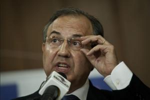 O secretário estadual de Segurança Pública de São Paulo, Fernando Grella Vieira (Foto: Agência Brasil)