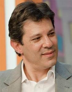 O prefeito de São Paulo, Fernando Haddad (PT). Foto: Divulgação
