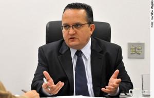 O senador Pedro Taques (PDT-MT). Foto: Agência Senado