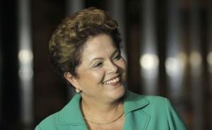A presidente Dilma Rousseff. (Foto: Alan Sampaio / iG Brasília)