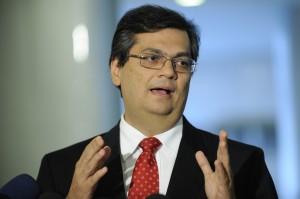 O candidato ao governo do Maranhão, Flávio Dino (PCdoB-MA). (Foto: Agência Brasil)
