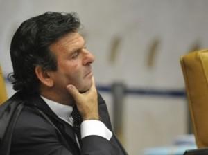 Ministro do STF Luiz Fux. (Foto: Agência Brasil)
