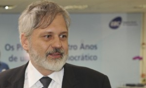 O presidente da EBC, Nelson Breve. (Foto: Agência Brasil)