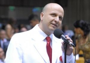 O vereador Laércio Benko (PHS-SP). Foto: Divulgação