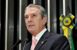 Senador Fernando Collor (PTB-AL). Foto: Agência Senado
