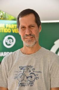 O presidenciável do Partido Verde, Eduardo Jorge. (Foto: Divulgação)
