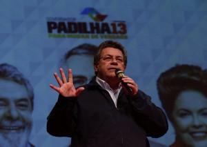 O presidente do PT-SP, Emidio de Souza (Foto: Divulgação)