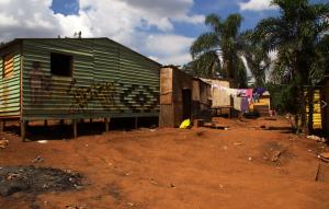 Terra Indígena do Jaraguá, aldeia Tekoa Pyau. (Foto: Divulgação / Resistência Guarani SP)
