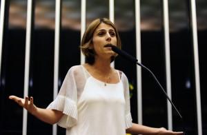 Deputada federal Manuela D'Ávila (PCdoB-RS). Foto: Agência Câmara