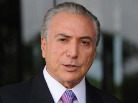 O vice-presidente da República, Michel Temer (PMDB). Foto: Agência Brasil