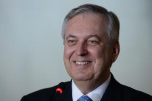 Ministro das Relações Exteriores, Luiz Alberto Figueiredo Machado. (Foto: Agência Brasil)