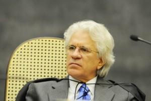 Ministro Napoleão Nunes Maia Filho, do Superior Tribunal de Justiça. (Crédito: STJ)