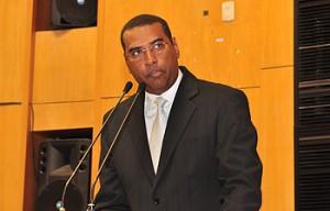 O deputado estadual e candidato ao governo do Espírito Santo, Roberto Carlos (PT-ES). Foto: ALES