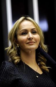 A deputada federal Jaqueline Roriz (PMN-DF). Foto: Agência Câmara