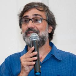 O presidenciável Mauro Iasi (PCB). Foto: Divulgação