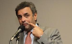 O senador Aécio Neves (PSDB-MG). Foto: Alan Sampaio / iG Brasília