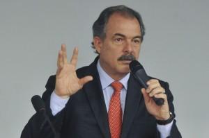 O ministro-chefe da Casa Civil, Aloizio Mercadante(Foto: Agência Brasil)