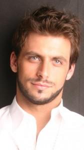 O ator Henri Castelli. Foto: Divulgação