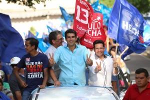 O candidato a governador Helder Barbalho (PMDB-PA). Foto: Divulgação