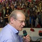 O governador do Rio Grande do Sul e candidato à reeleição, Tarso Genro (PT-RS). Foto: Divulgação