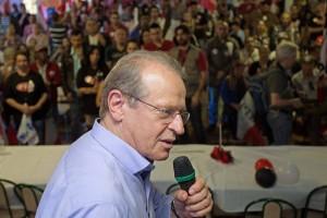 O governador do Rio Grande do Sul, Tarso Genro (PT). Foto: Divulgação
