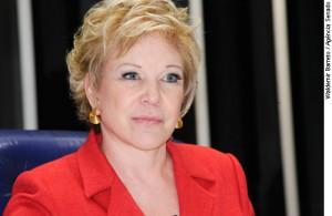 Marta Suplicy (Foto: Agência Senado)