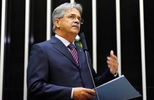 O deputado federal Nilmário Miranda (PT-MG). Foto: Divulgação