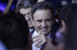 Aécio Neves (Foto: Alan Sampaio/iG Brasília)