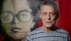 Chico Buarque, no programa de TV de Dilma (Foto: Reprodução)