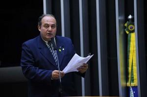 O deputado federal Eurico Júnior (PV-RJ). Foto: Agência Câmara