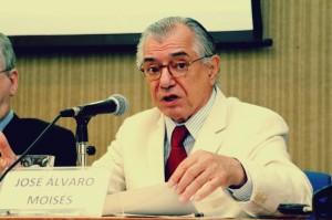 Cientista político e professor da Universidade de São Paulo, José Álvaro Moisés. (Foto: Divulgação)