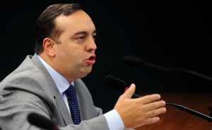 O deputado federal Fernando Francischini (SDD-PR). (Foto: Divulgação)