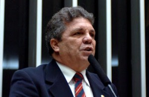 O presidente do DEM no Distrito Federal, Alberto Fraga. Foto: Divulgação