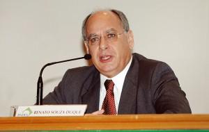 O ex-diretor de Serviços da Petrobras Renato Duque. Foto: Reprodução / BNDES