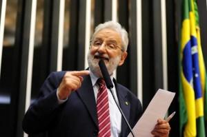 O líder do PSOL na Câmara, Ivan Valente. (Foto: Divulgação)
