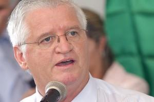 O ex-ministro da Pesca, José Fritsch (PT-SC). (Foto: Ascom UEM)