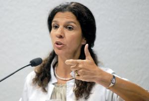 A ex-presidente da Caixa Econômica Federal, Maria Fernanda Coelho. (Foto: Agência Brasil)