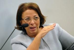 A ministra de Direitos Humanos, Ideli Salvatti. (Foto: Agência Brasil)