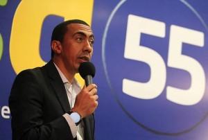 O vice-governador do Distrito Federal, Renato Santana (PSD). Foto: Divulgação