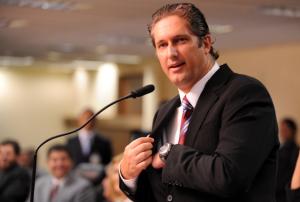 O líder do PSD na Câmara, Rogério Rosso (DF). Foto: Agência Brasil