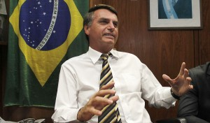 O deputado federal Jair Bolsonaro (PP-RJ). Foto: Alan Sampaio / iG Brasília